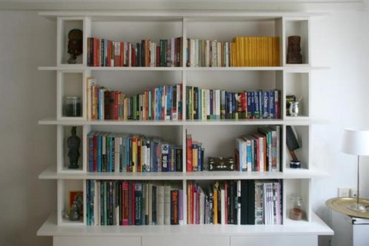 Mooie Slimme Boeken Kast Foto Geplaatst Door Cabrine Op