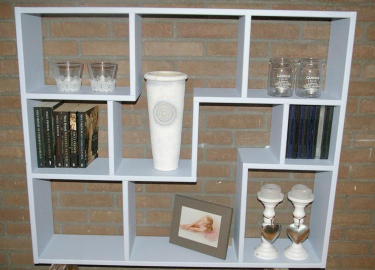 Letterbak / boekenkast / wandkast, verkrijgbaar in verschillende ...