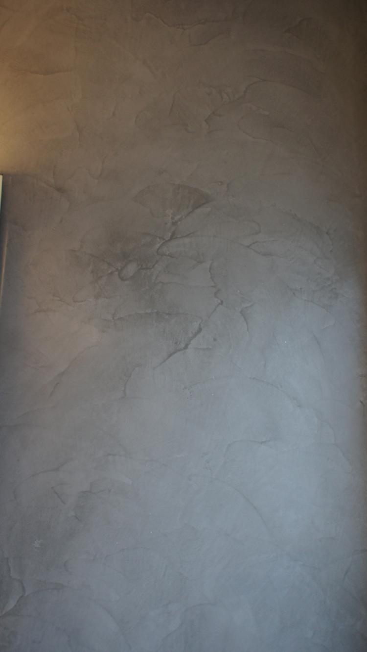betonlook stucwerk in badkamer geseald icm met betonlook 90 x 90