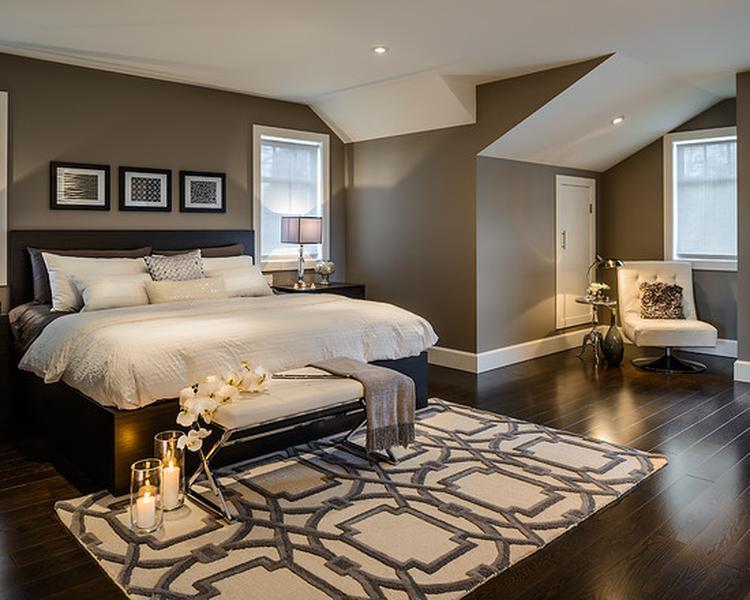 mooie stijlvolle slaapkamer.. foto geplaatst door montoviso30 op, Deco ideeën