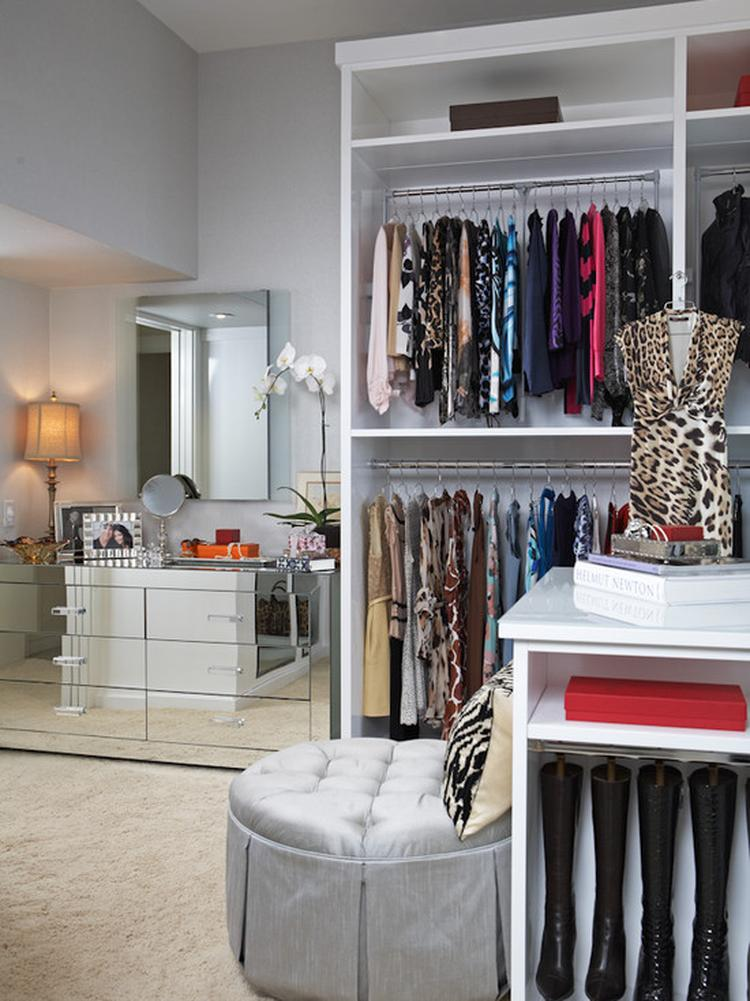 kleding hangkast in het \'nisje\' slaapkamer? tip gebruik radiator ...