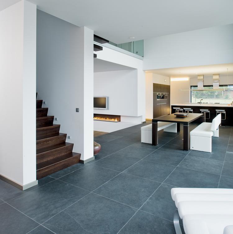 mooie trap in woonkamer. Foto geplaatst door Maritwooninspiratie ...