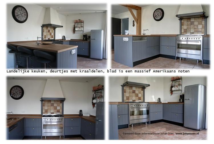 Keukens Op Maat Landelijk : Xnovinky com Bruin Keuken Landelijk