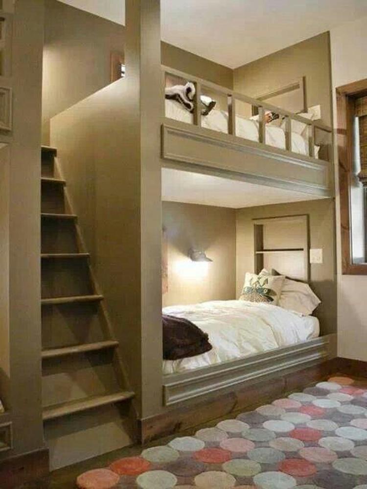 slaapkamer ideeen hoogslaper artsmediafo