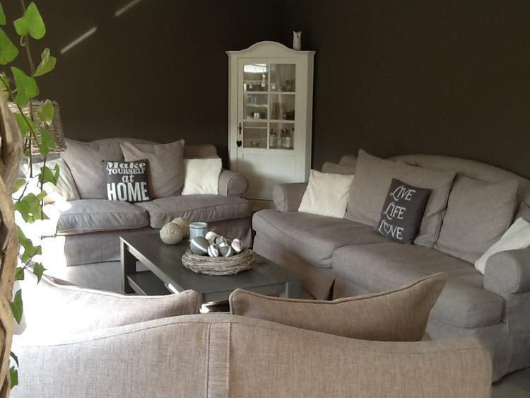 gezellige, knusse woonkamer. Foto geplaatst door kilaji op Welke.nl