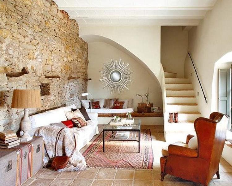 Mooi rustiek Spaans interieur. Foto geplaatst door MariaMano op Welke.nl