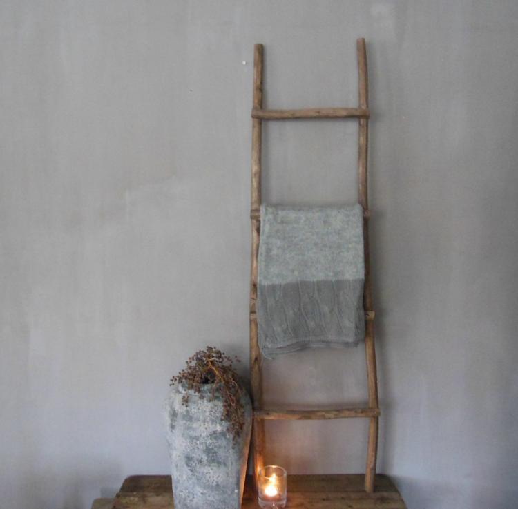 Robuuste Houten Ladder.Oude Houten Ladder Gezien Bij Woonhuys45 Stijlvol In Landelijk