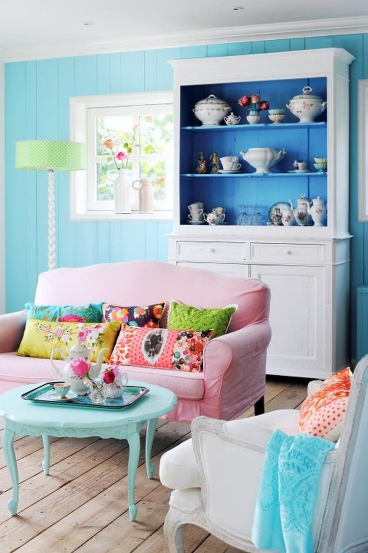 Bed and breakfast Bed of Flowers; geweldig leuk interieur!. Foto ...
