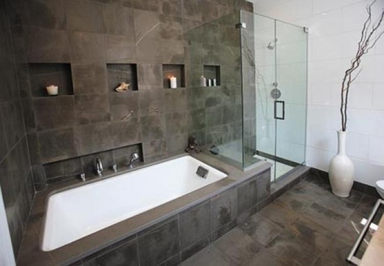 Badkamers Natuurlijke Materialen : Mooie badkamers fotos