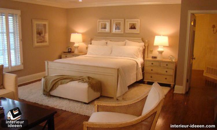 mooie slaapkamer. Rustige kleuren. . Foto geplaatst door joke86 op ...