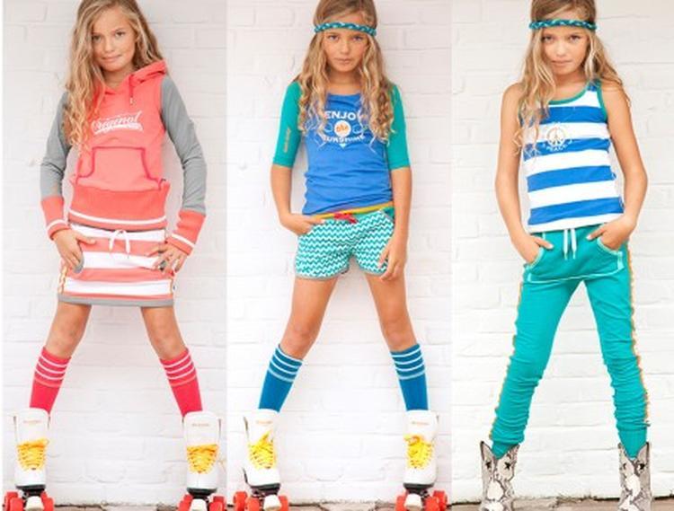 Leuke Kinderkleding Merken.Ninni Vi Een Nederlands Merk Met Leuke Stoere Meisjeskleding