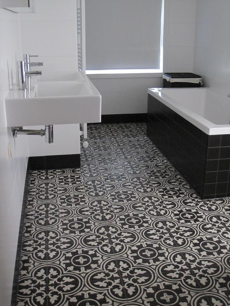 tegels voor de keuken/badkamer. foto geplaatst door jmloriaux op, Badkamer