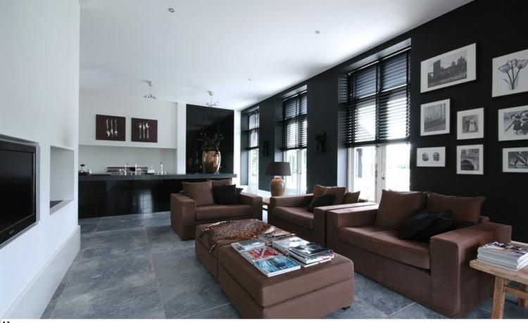 Awesome Grijs Met Wit Interieur Photos - Ideeën Voor Thuis ...