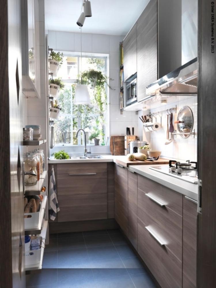 Slimme indeling voor een kleine keuken.. Foto geplaatst door Ietje ...
