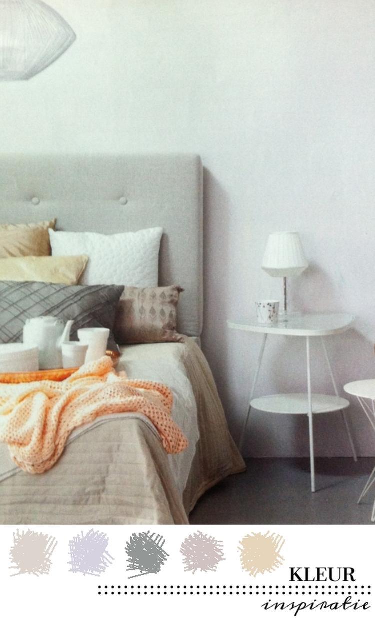 Pastel tinten op de slaapkamer; moooi. Foto geplaatst door Lila op ...