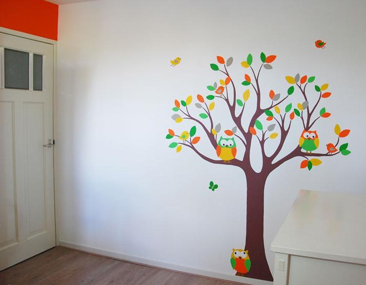 Kinderkamer Houten Boom : De kinderkamer trends van dit najaar