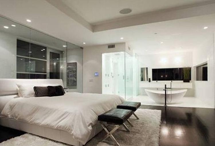 Slaapkamer met badkamer ensuite. Foto geplaatst door feiminke op ...