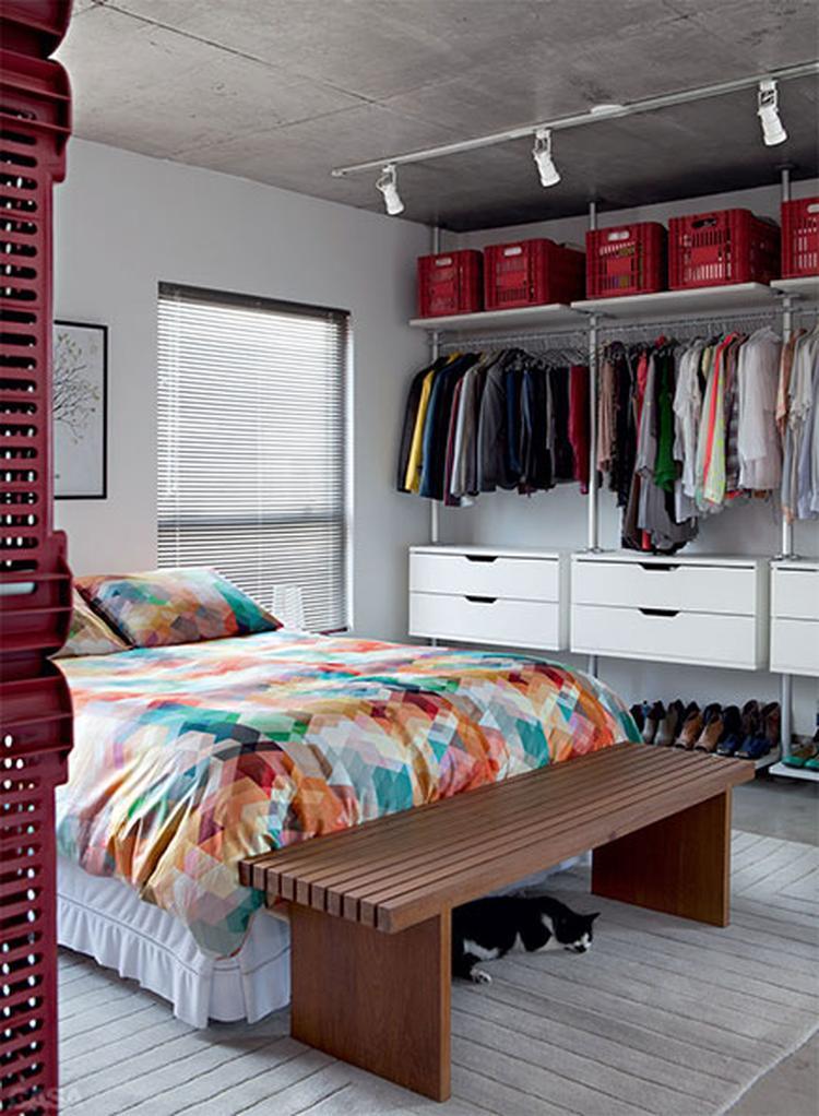 Ikea Kast Open Met Buizen En Kastjes Foto Geplaatst Door