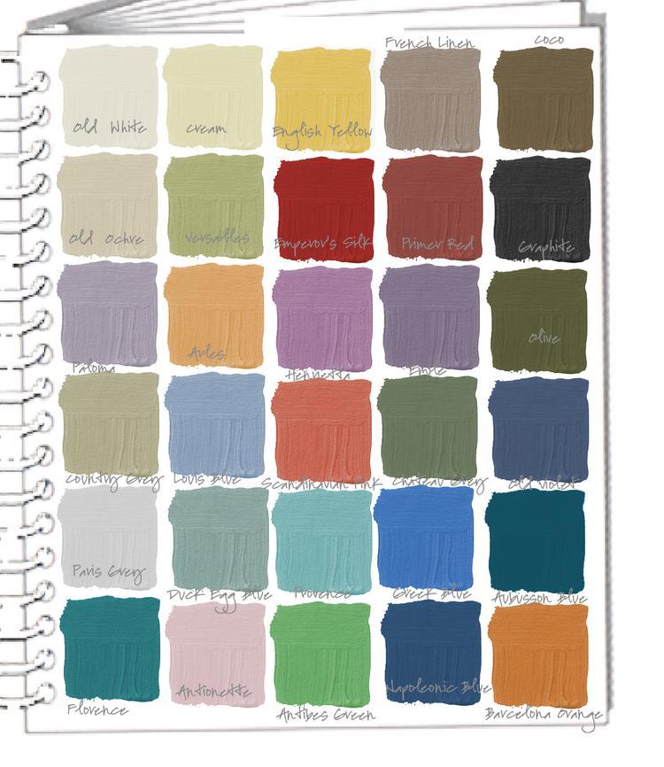 annie sloan krijtverf keuze uit 32 kleuren info website art home