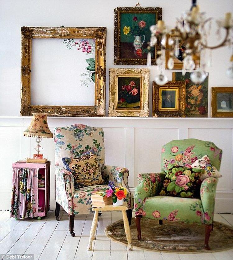 interieur ideeen vintage. Foto geplaatst door YvonvanBergen op Welke.nl