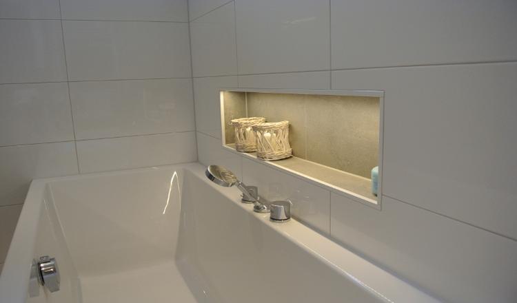 mooie Led verlichting in nis badkamer. Foto geplaatst door pixel op ...