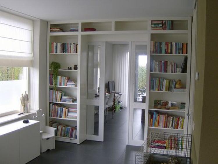 Boekenkast Met Glazen Deuren. Billy Boekenkast Met Deuren With ...