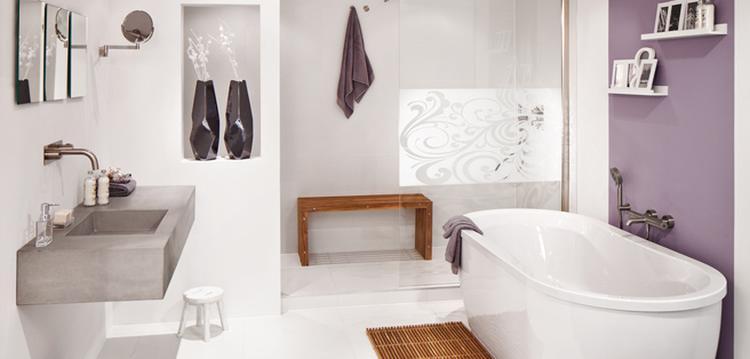stoere wastafel onderdeel van ferro badkamer Brugman. Foto geplaatst ...