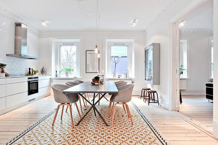 Welke Nl Keuken : Scandinavisch wonen mooie keuken leuke stoeltjes. foto geplaatst