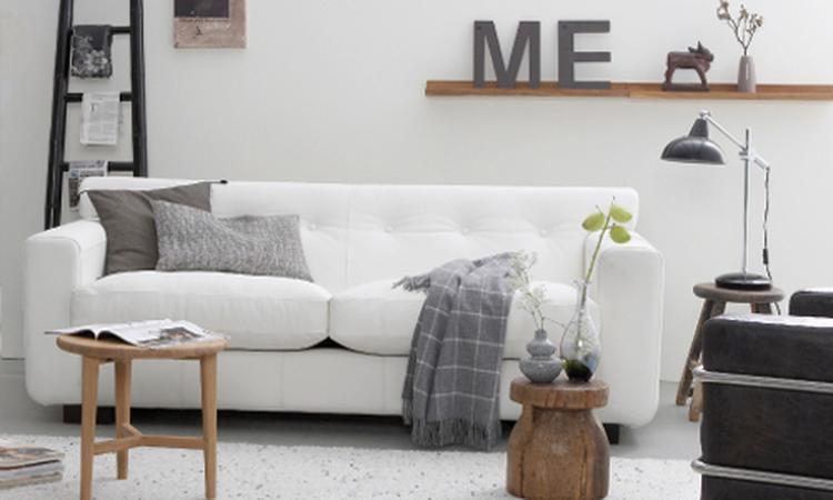Inspiratie bank woonkamer. Foto geplaatst door Zaza op Welke.nl