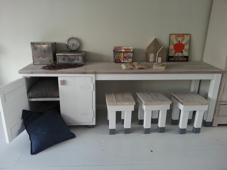 Betere NOEK! kast en speeltafel.. Foto geplaatst door noekwonen op Welke.nl LO-42
