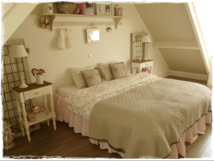 mijn landelijke/brocante slaapkamer.... Foto geplaatst door ...
