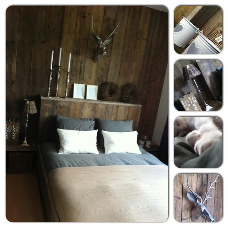 Slaapkamer Met Steigerhout Foto Geplaatst Door Nathan Op Welke Nl