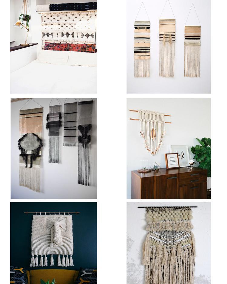 Decoratie Aan De Muur.Coole Decoratie Voor Aan De Muur Gemaakt Van Touw Foto Geplaatst