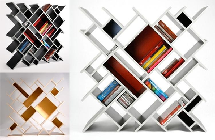 Boekenkast Design. Cheap Boekenkast Novamobili Giorno Design With ...