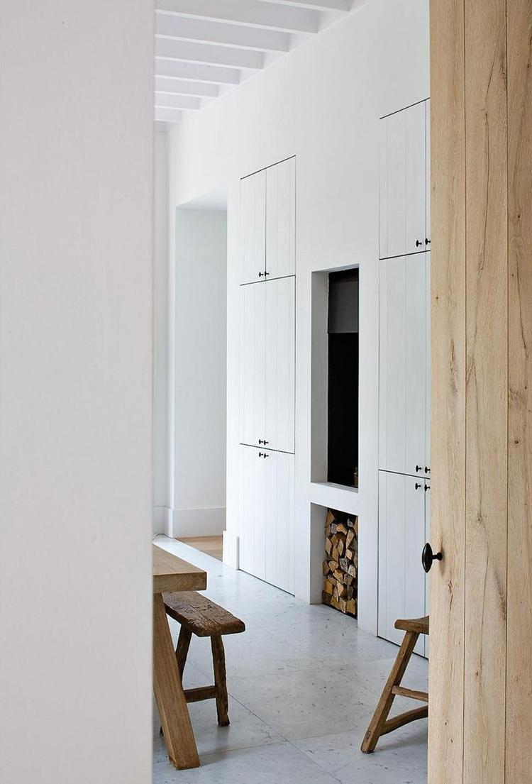 Idee voor inbouwkast in de keuken. Foto geplaatst door mduchossoy ...