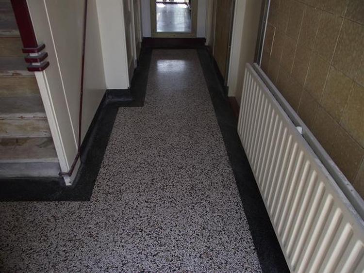 granito vloer. foto geplaatst door fleurvdh op welke.nl