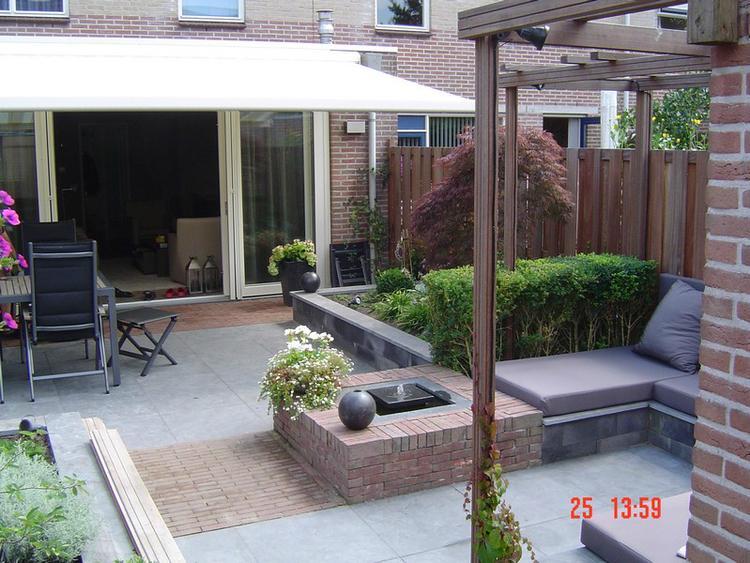 Geliefde Zelfmaak Ideeen Tuin. Awesome Maak De Buren Jaloers Met Deze Voor  FC92