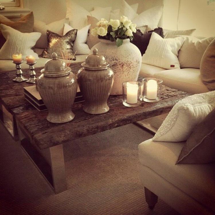 Gezellige en landelijk, rustieke woonkamer. Foto geplaatst door ...