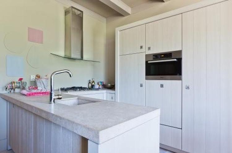 Wit Stoere Keuken : Keuken landelijk modern