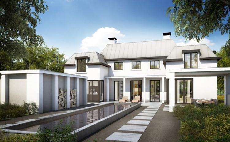 Huis Modern Huis : Mooi modern huis. foto geplaatst door sterrebb op welke.nl