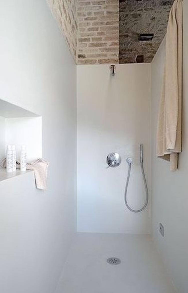 badkamer met taderlak van cotemaison. Foto geplaatst door ...