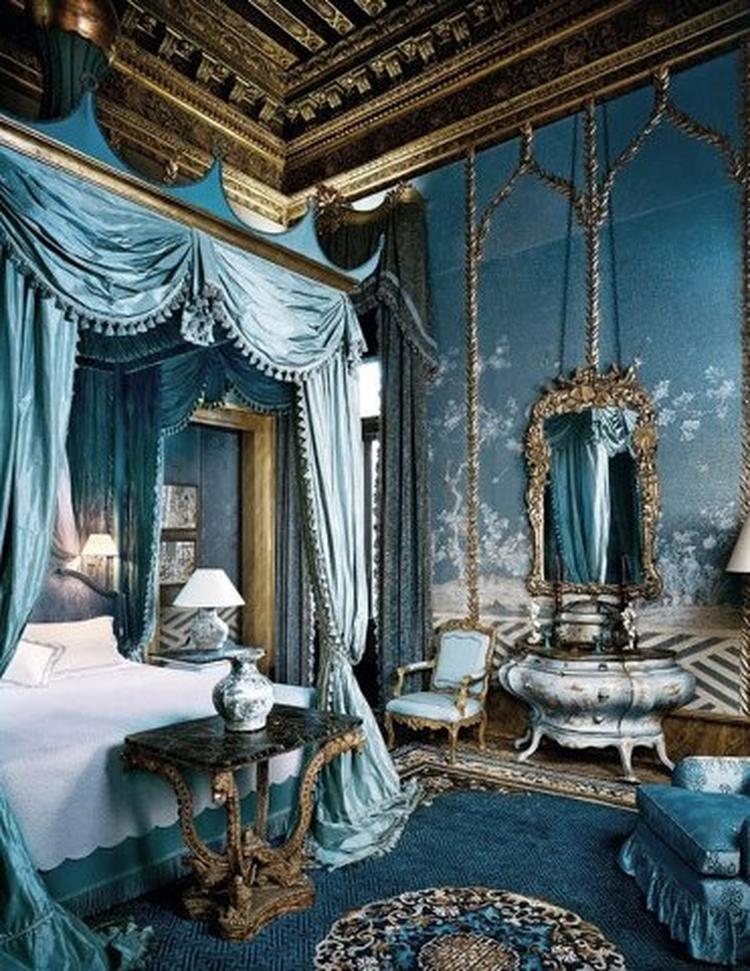 Een koninklijke slaapkamer. Foto geplaatst door Robbert54 op Welke.nl