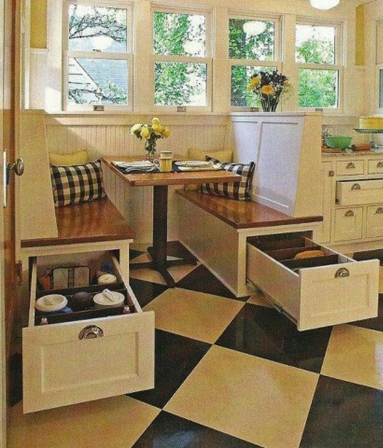 Opberglades idee voor een kleine keuken . foto geplaatst door ...
