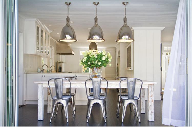 Mooie lampen boven eettafel foto geplaatst door maria op welke