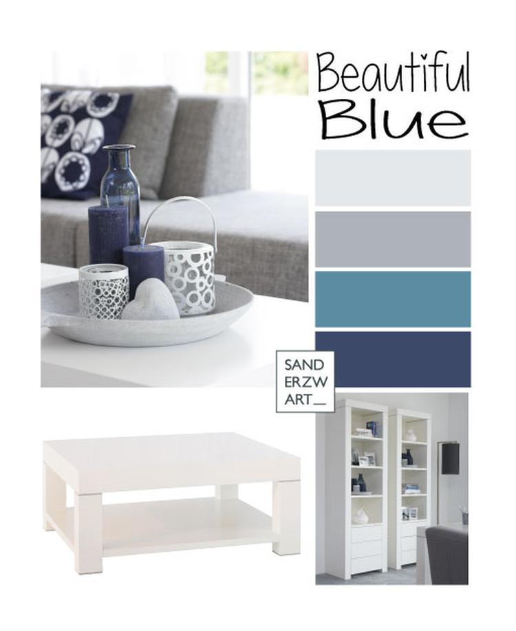 Beken kleur met deze mooie blauw tinten...... Perfect te combineren ...