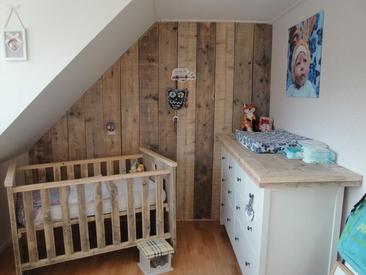 Babykamer Van Hout.Hout Blauw Babykamer Foto Geplaatst Door 7144laura Op Welke Nl