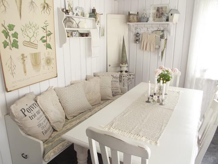 mooie landelijke eetkamer. Foto geplaatst door ingridvanbael op Welke.nl