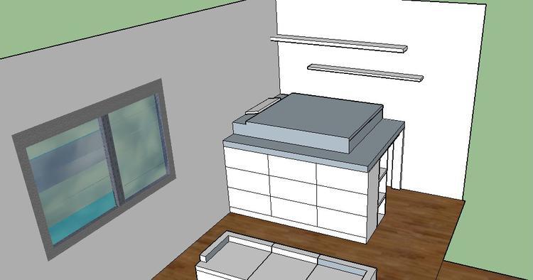 bed met bergruimte ruimte besparen 5 meubels op de plek van 1