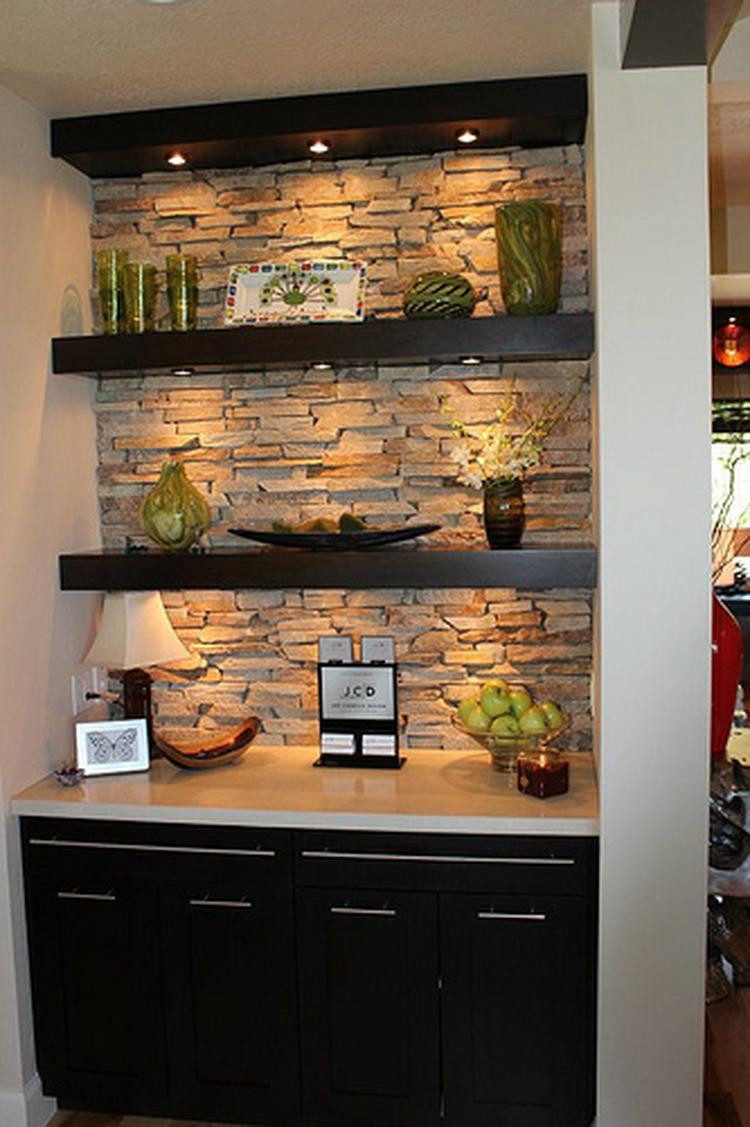 Planken Op Muur.Stenen Muur Met Donkere Planken Foto Geplaatst Door 7144laura Op