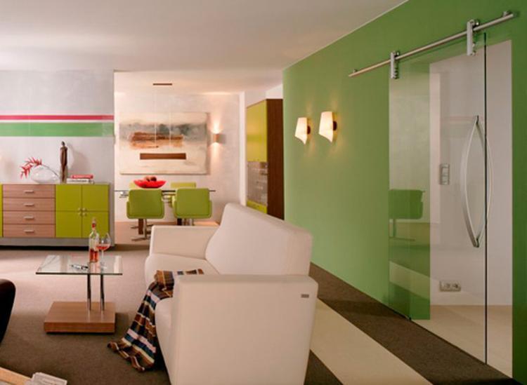 glazen schuifdeur woonkamer. Foto geplaatst door juliokw op Welke.nl
